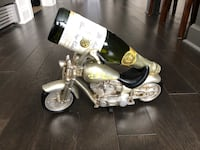 Motorcycle Wine Bottle Holder Nokesville, 20181