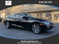 2016 Honda Civic for sale Stafford