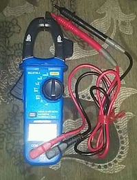 Mastercraft Digital Clamp Meter  Regina, S4T 0J5