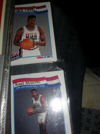 two NBA player trading cards Berryville, 22611