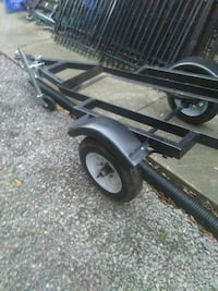 Utility trailer heavy duty Vaughan, L4L 1C6