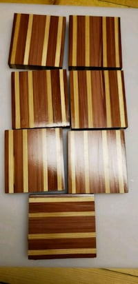 Set of 7 coasters Kemp Mill, 20901