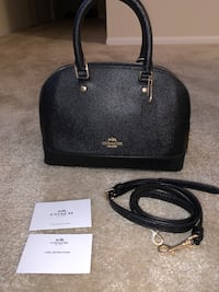 Sierra Coach Purse NEW ALEXANDRIA