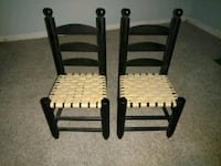 American Girl Doll-size chairs Sterling, 20165