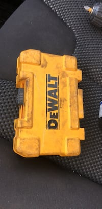 yellow and black DEWALT power tool Laurel, 20707