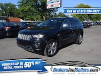 2014 Jeep Grand Cherokee Overland 2WD Taylor