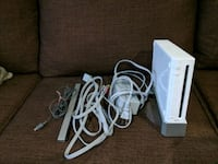 Nintendo Wii with games and accessories Maple Ridge, V2X 0J8