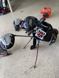 Assorted Golf Clubs ( Negotiable )