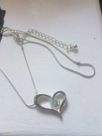 heart necklace . Whitby, L1N 8X2