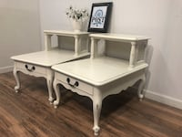 French style end table set  Canby, 97013