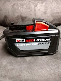 Milwaukee redlithium HD 12.0 battery brand new Alexandria, 22309