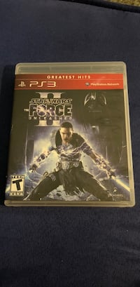 Star Wars The Force Unleashed II (PS3) Tampa, 33613