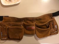 leather tool belt Kingston