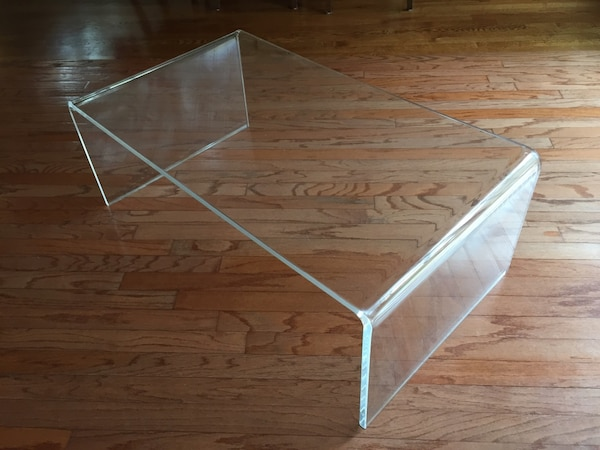 Enjoyable Cb2 Peekaboo Clear Acrylic Coffee Table Unemploymentrelief Wooden Chair Designs For Living Room Unemploymentrelieforg