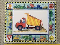 Wooden Wall Plaques for boy's room