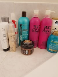 Misc. Hair Products