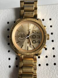 GOLD DIESEL WOMENS WATCH Montréal, H4C