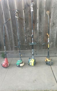 4 gas weed eaters for parts Modesto, 95355