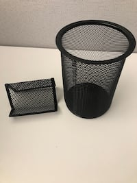 Mesh Jumbo pencil cup +card holder Chicago, 60659