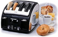 T-FAL Advance Deluxe 4 toaster  Toronto, M1H 3G6