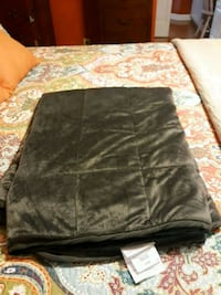 15 lbs weighted blanket