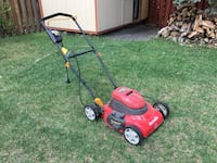 "18"" Homelite electric mower Edmonton, T6J 3G8"