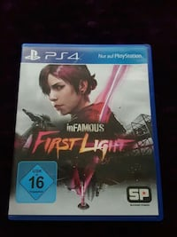 PS4 InFamous First Light Manisa
