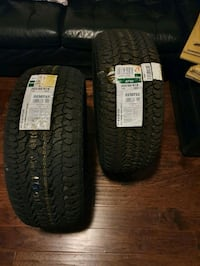 2 new premium tires all weather   Woodbridge