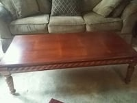 Used Dining Room Table With 6 Chairs For Sale In