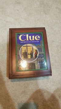 CLUE board game Centreville, 20120