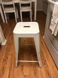 White Bar Stools Woodbridge, 22192