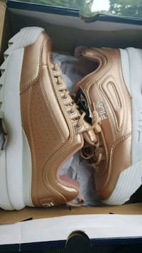 pair of brown Nike Air Max shoes Hyattsville, 20785