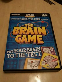 DVD Brain Game