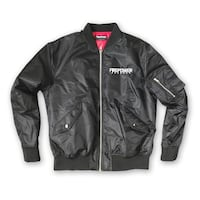 NEW Firepower FP Limited Edition Bomber Jacket Men's 2XL Toronto