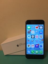 iPhone6, 64GB black and grey Factory Unlocked