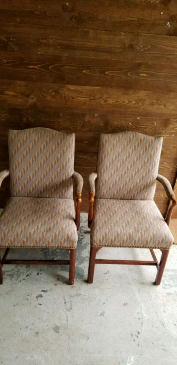 used chairs by thomasville wood and upholstery for sale in norcross rh gb letgo com