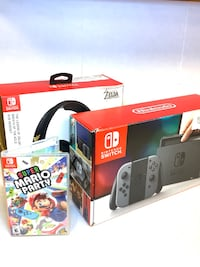 Nintendo Switch bundle  Bakersfield, 93309