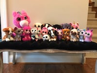 HUGE lot of Beanie Boos Vienna, 22180