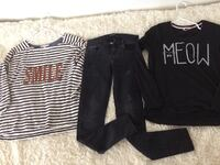 Size XS/S woman lot Burnaby, V5H
