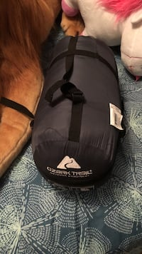 2 Ozark Trail adult sleeping bags. Barely used Port Jefferson Station, 11776