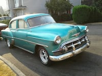Chevy - Bel Air 210 - 1953