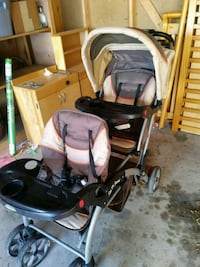 Baby Trend Double Stroller Council Bluffs, 51501