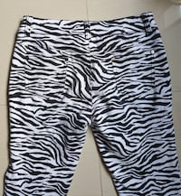 Hola Zebra Stripes Trousers Choa Chu Kang