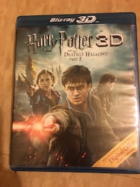 Harry Potter Deathly hallows pt2