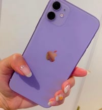 iPhone 11 purple for sale!!!