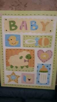 Pour Baby room