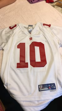 giants jersey manning  size 10-12 Linden, 07036
