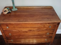 Antique Dresser or Console table with free delivery. Toronto