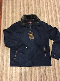 Emporio and co men's dark blue jacket Edmonton, T5L 2P9