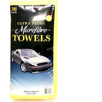 36 Microfiber Towels 16 Inches Tall 16 Inches Long Lancaster